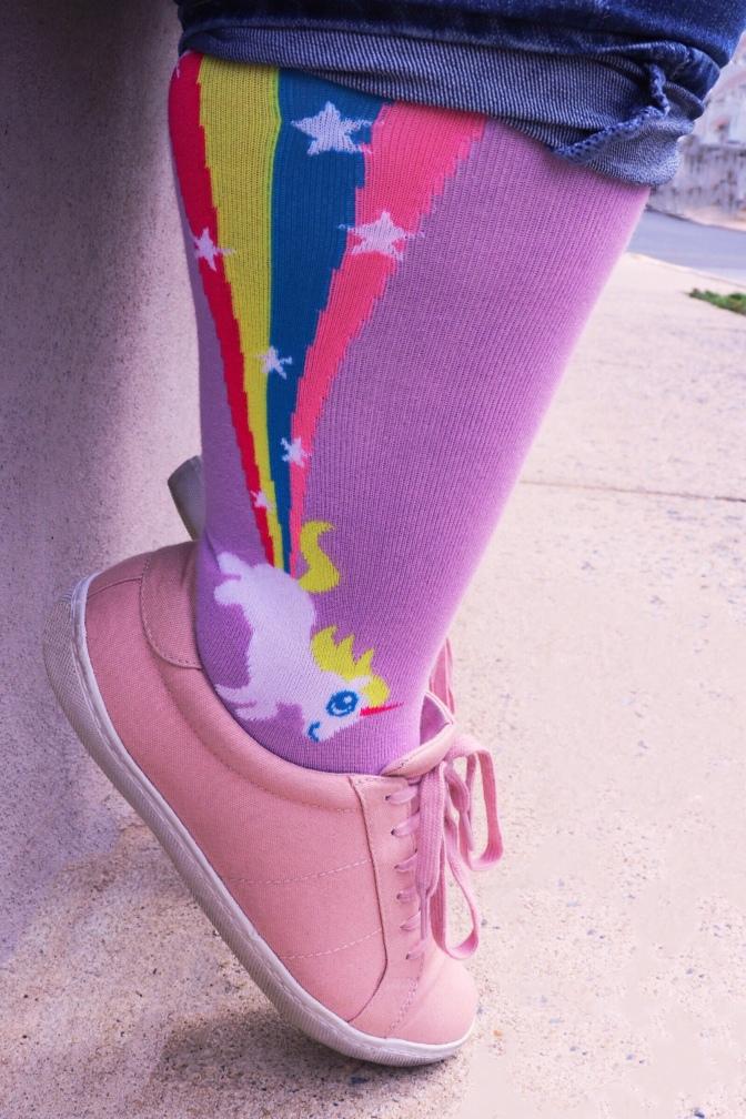 Wide Calf Socks